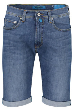 Pierre Cardin denim bermuda 5-pocket
