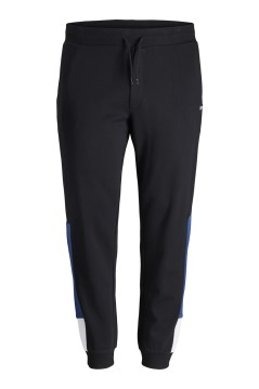 Jack & Jones Plus Size joggingsbroek zwart