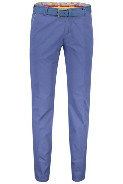 Meyer chino New York modern fit blauw