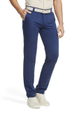 Meyer chino blauw New York modern fit