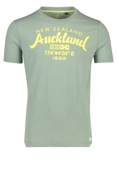Groen t-shirt New Zealand Tarawera