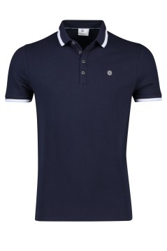 Blue Industry polo indigo