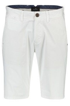 Vanguard bermuda V65 slim fit wit