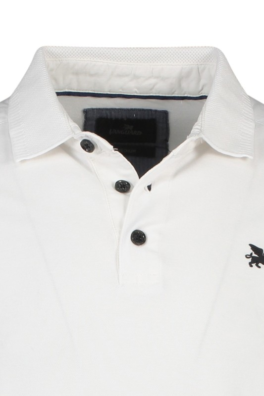 Vanguard polo wit