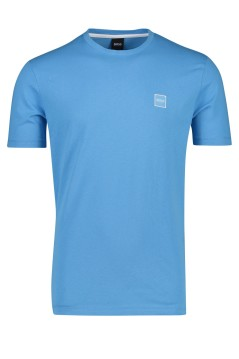 Blauw t-shirt Hugo Boss Tales