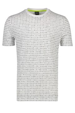 Hugo Boss t-shirt Tepol regular fit wit geprint