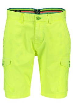 Korte broek neon geel New Zealand Mission Bay
