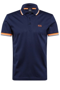 Hugo Boss navy polo Big & Tall B-Paddy