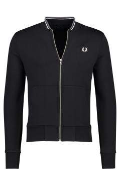 Fred Perry vest zwart
