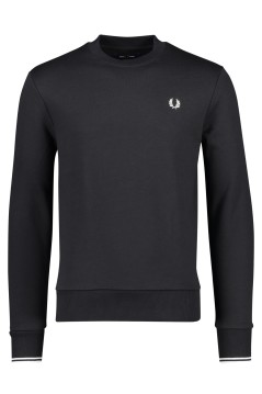 Zwarte sweater Fred Perry