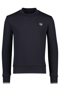 Sweater donkerblauw Fred Perry