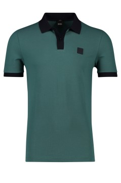 Polo Hugo Boss Philipson Slim Fit flesgroen