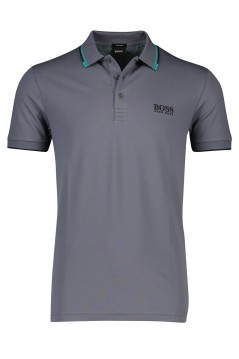 Hugo Boss polo Paddy Pro grijs