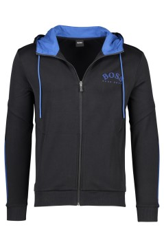 Hugo Boss sweatvest zwart