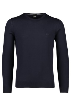 Trui Hugo Boss Botto donkerblauw