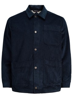 Jack & Jones jack Plus Size navy corduroy