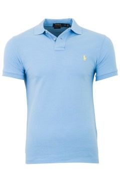 Ralph Lauren polo chatham blue slim fit