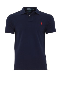 Ralph Lauren polo slim fit Newport Navy