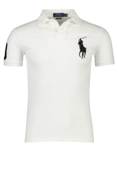 Ralph Lauren polo wit logo big pony