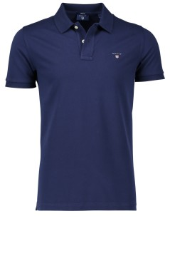 Gant polo regular fit evening blue
