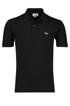 Lacoste polo Classic Fit zwart
