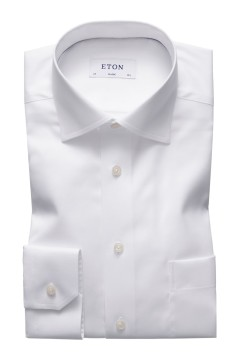 Eton overhemd Classic Fit wit