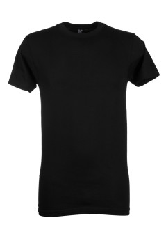 Alan Red t-shirt Virginia zwart katoen o-neck