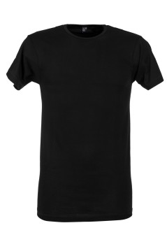 Alan Red t-shirt Derby zwart o-neck