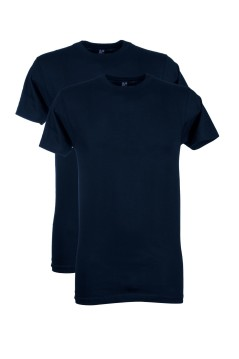 Alan Red T-shirt Virginia navy 2-Pack