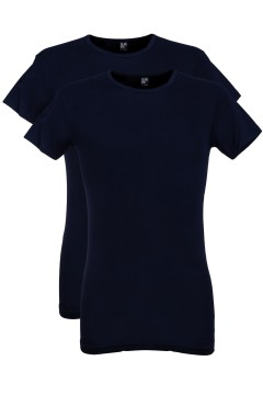 Alan Red T-shirt Ottawa navy 2-Pack