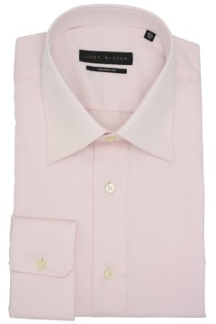 John Miller overhemd rose tailored fit