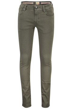 Tramarossa 5-pocket slim fit groen