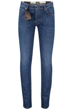 5-pocket denim Tramarossa Leonardo blauw