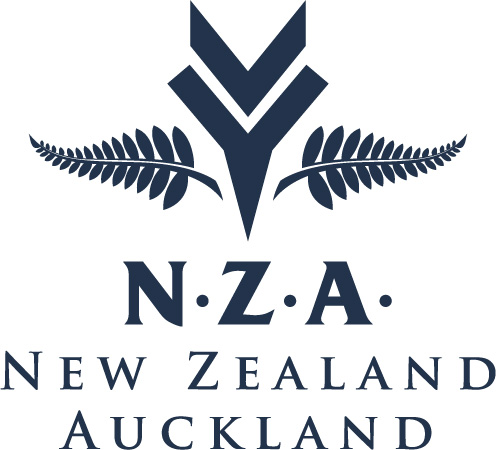 New Zealand trui navy met ronde hals