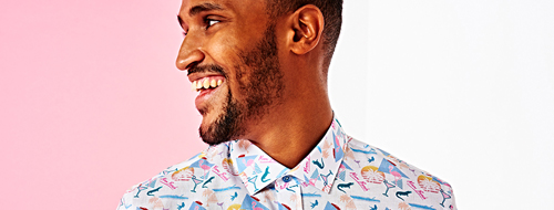 Design Overhemden met Prints - Wannahaves For Men