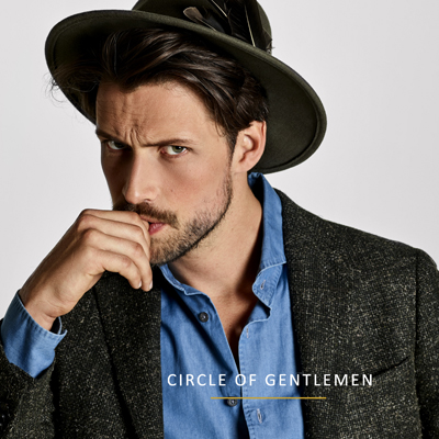 Op & Top Trendy - Circle of Gentlemen overhemden