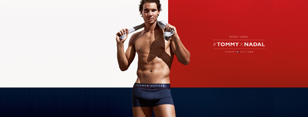 Tommy x Nadal campagne Tommy Hilfiger